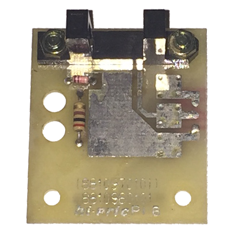 Detector Óptico Ranura
