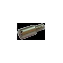 Separador Cilíndrico 15mm. Ø5mm.
