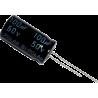 Condensador Electrolítico 100µF/50v