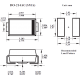 Diodo rectificador 1N-4007 SMD