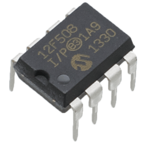 Microcontrolador PIC 12F508