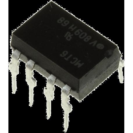 Optoacoplador MCT6