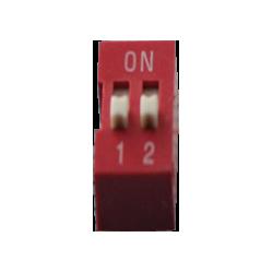 DIP Switch de 2 Contactos