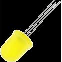LED Amarillo 10mm.