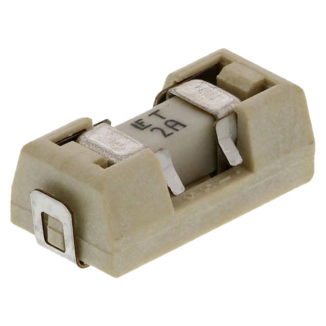Portafusible SMD 1808