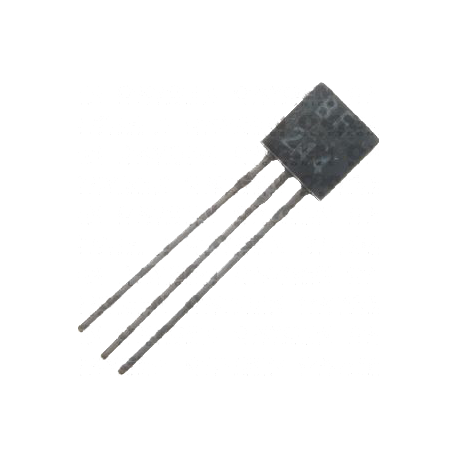 Transistor MOSFET BF-244A TO-92