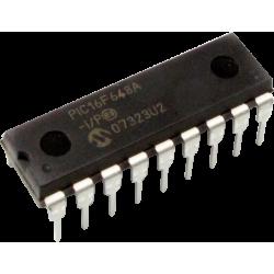 Microcontrolador PIC 16F648