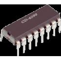 CD4099 - Latch direccionable de 8 bits CMOS