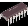 MC-14161 - Contador Síncrono ajustable de 4 bits CMOS