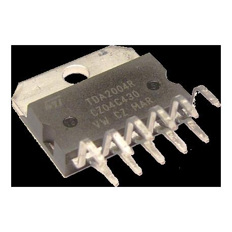 TDA-2004 - Circuito Integrado de potencia para audio.