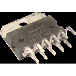 TDA-2005 - Circuito Integrado de potencia para audio.
