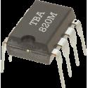 TBA-820M - Amplificador de audio de 1,2W.