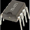 TL-071 - Amplificador Operacional J-FET