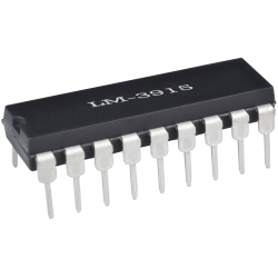 LM-3915 - Driver para LED's