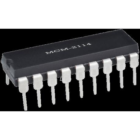 Memoria RAM de 1K MCM-2114