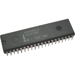 Microcontrolador INTEL 8155