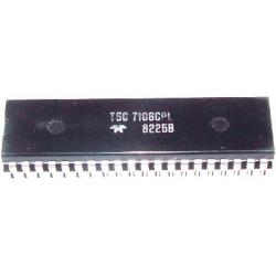 TSC-7106 Conversor A/D - Driver 3,5 dígitos