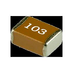 Condensador Cerámico SMD-0805 10nF/50v