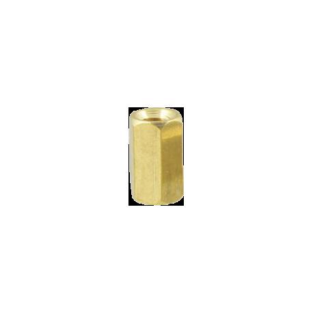 Separador Hexagonal 8mm. M3