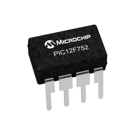 Microcontrolador PIC 12F752