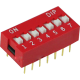 DIP Switch de 7 Contactos