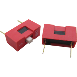 DIP Switch de 1 Contactos