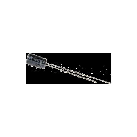 Condensador Electrolítico 10µF/16v
