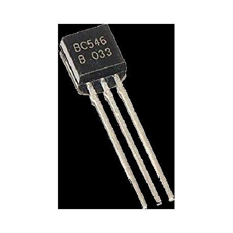 Transistor Bipolar NPN BC-546B
