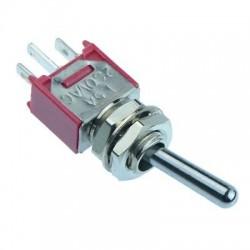 Conmutador Miniatura GIVI 1 circuito - 2 contactos