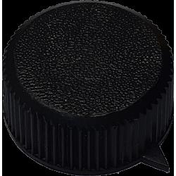 Mando color negro con indicador