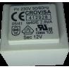 Transformador CROVISA 2,8VA-12V