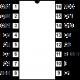 CD4020 - Contador binario de 14 estados con acarreo. CMOS
