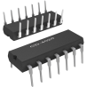 CD4025 - 3 puertas NOR de 3 entradas CMOS