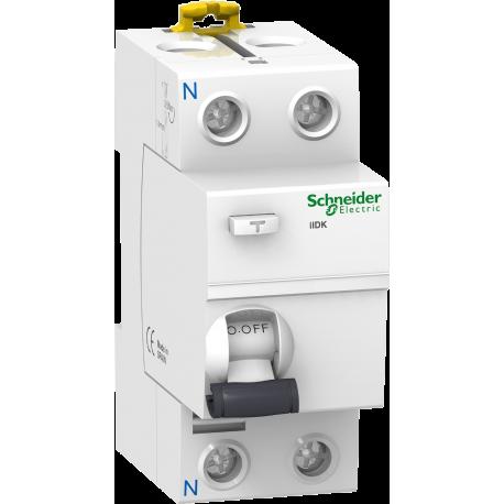 Interruptor Diferencial 2 polos Schneider Electric
