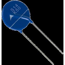 Varistor VDR 50Vac. S14K50