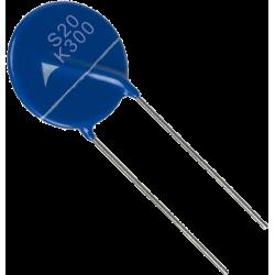 Varistor VDR 300Vac. S20K300