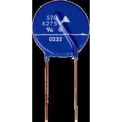 Varistor VDR 275Vac. S20K275