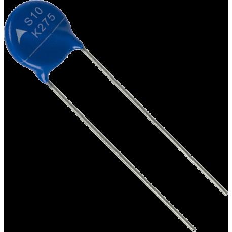Varistor VDR 275Vac. S10K275