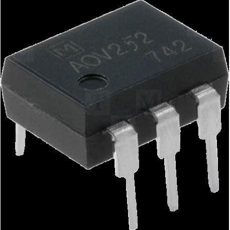 Optoacoplador AQV-252G