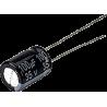 Condensador Electrolítico 100µF/35v