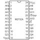 Memoria EPROM de 4Kx8 M-2732