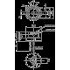Diodo LASER 650 nm.