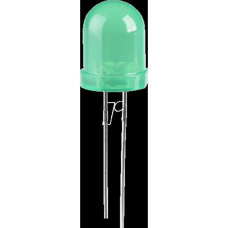 LED Verde 8mm.