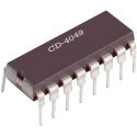 CD4049 - Sextuple Buffer Inversor CMOS