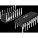 CD4555 - Decodificador Demultiplexor Binario Lógica Positiva CMOS