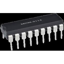 Memoria RAM de 1Kx4 MCM-2114