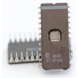 Memoria EPROM de 2Kx8 ET-2716Q